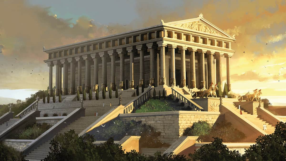 On This Day   21 July 365 BC Herostratus set fire to the Temple of Artemis in Ephesus 17