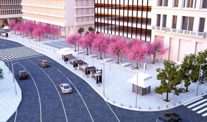 Athens to transform Syntagma Square into a sustainable urban area 4