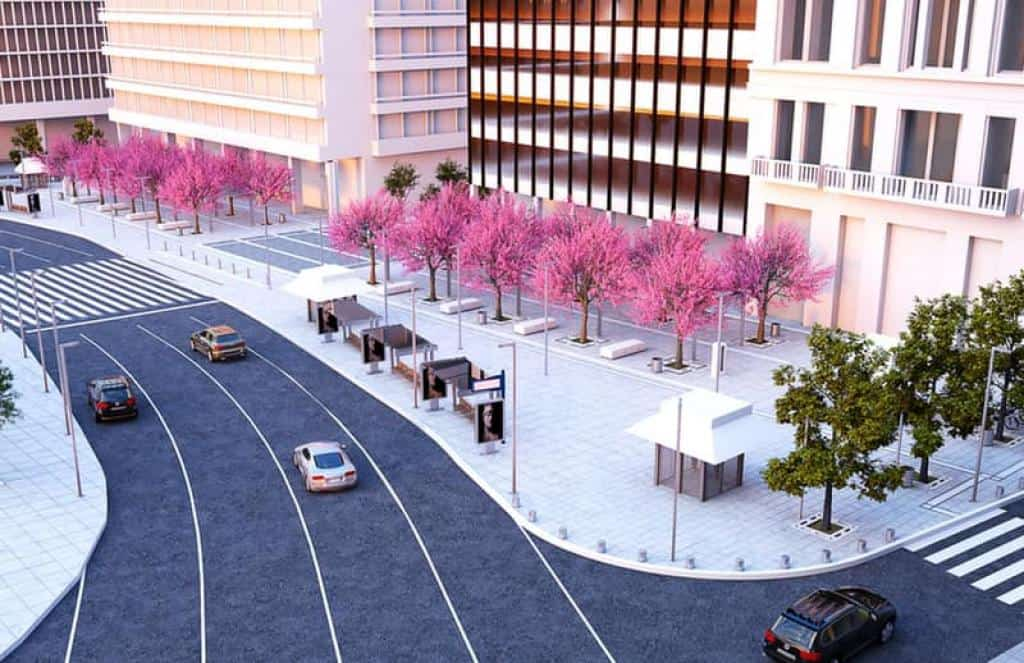 Athens to transform Syntagma Square into a sustainable urban area 34