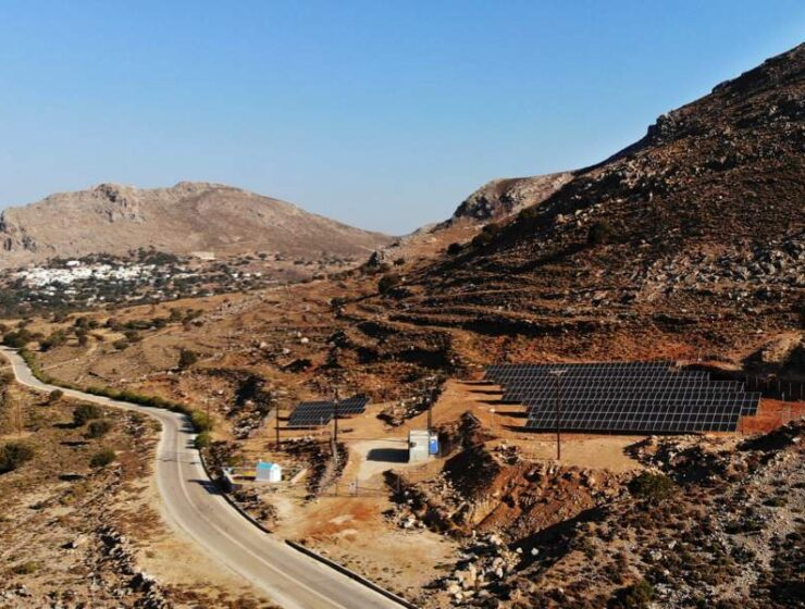 Greek island of Tilos goes renewable, gets more reliable electricity 1