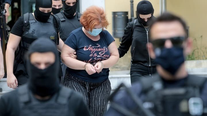 Woman who put up Golden Dawn's Pappas at her house gets 30-month jail sentence 2