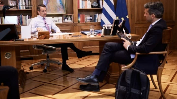 PM Mitsotakis: Greece will not be in lockdown again to protect those refusing to be vaccinated 1