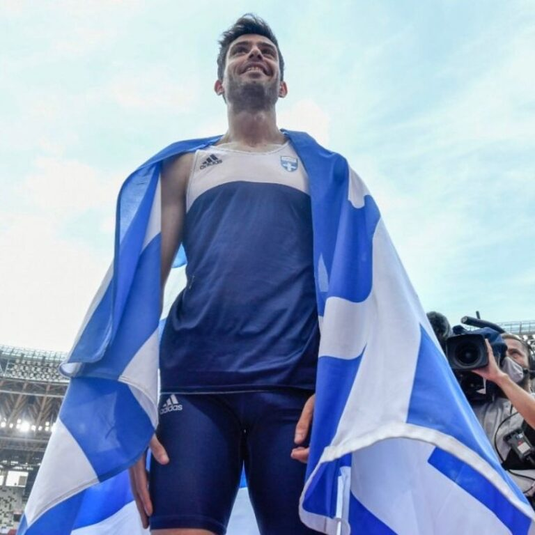 Toyko Olympics 2021: Miltiadis Tentoglou clinches men's long jump gold on the last attempt