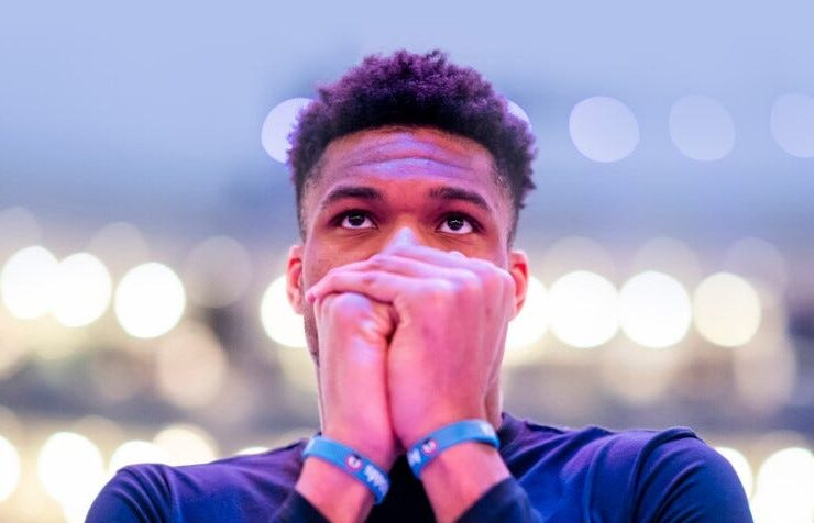 Book on Giannis details his childhood in Greece and rise to NBA MVP 1
