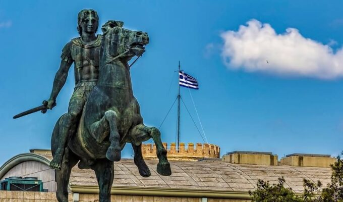 Alexander the Great statue discovery sparks renewed interest to find his grave 3