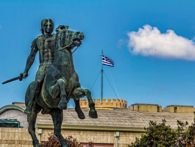 Alexander the Great statue discovery sparks renewed interest to find his grave 8