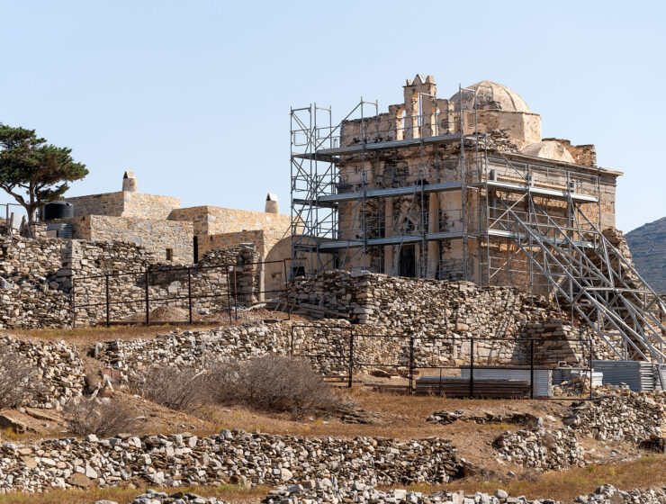 Sikinos monument to reopen to visitors next spring 13