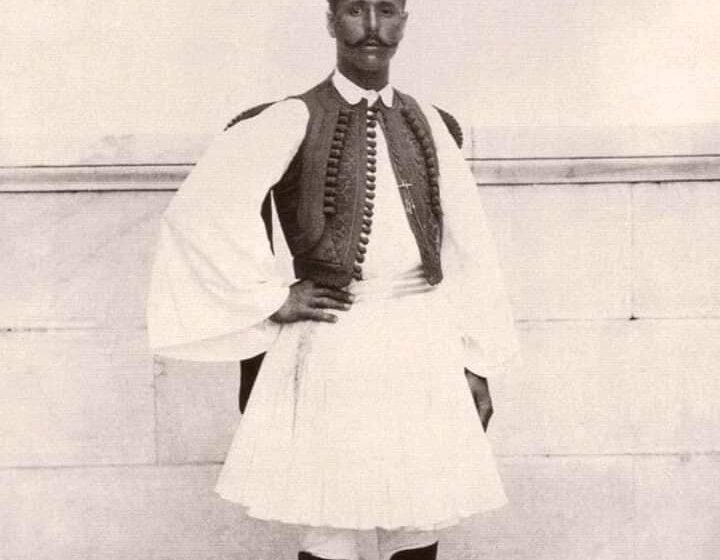 Spyros Louis, was a Greek water carrier who won the first modern-day Olympic marathon 7