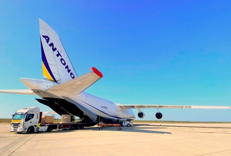 Russian AN-124 to Deliver Australian Water Bombers to Greece to aid in wildfire Emergency 2