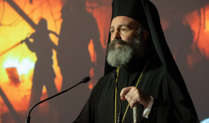 Archdiocese of Australia : Touching response to the fundraising initiative for the fire-stricken in Greece 4