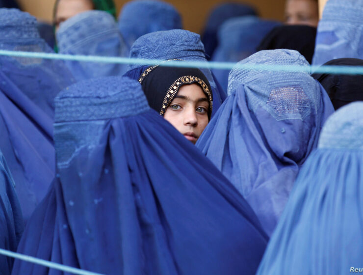 Guarantee the safety of the women and girls of Afghanistan: EU and allies 1