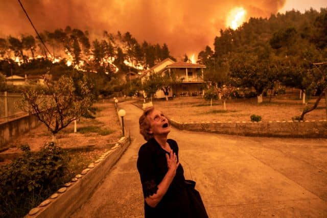 500 million euros allocated for Attica and Evia residents devastated by fires 5