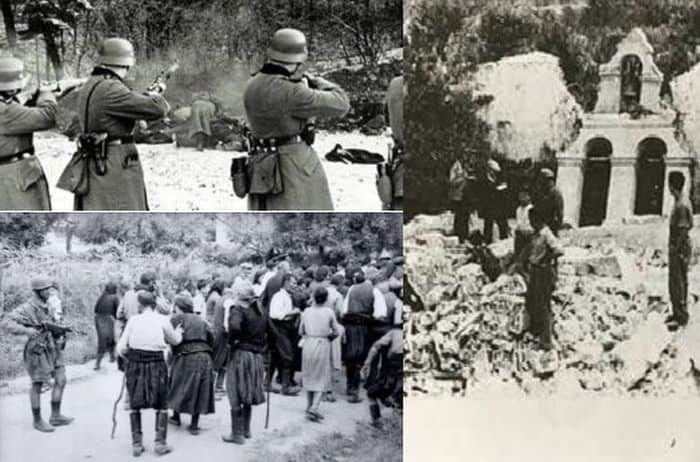 ON THIS DAY 22 AUGUST: The Holocaust of Kedros, Crete- Germans massacre population of nine villages 5