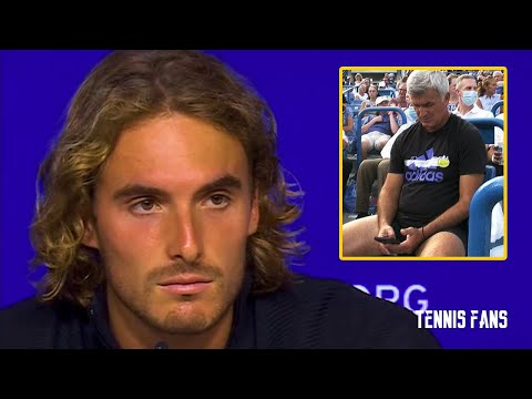 Stefanos Tsitsipas wary of resilient Andy Murray (Interview) 2