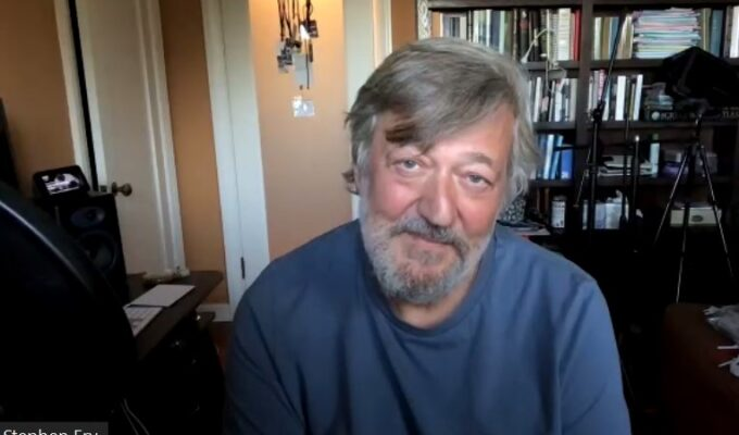 The Magic of Philhellenism: In Conversation with Stephen Fry 19