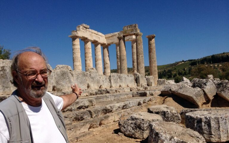 OBITUARY: Hellenism loses a friend with the death of Stephen Miller