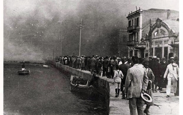 ON THIS DAY: Fires destroy a third of Thessaloniki leaving 70,000 homeless 9