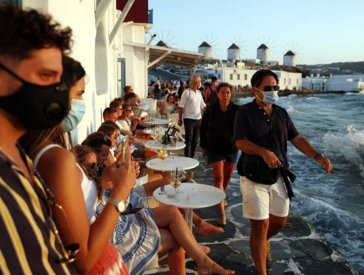 GREECE: Where are the millions of tourists to the south Aegean coming from? 2