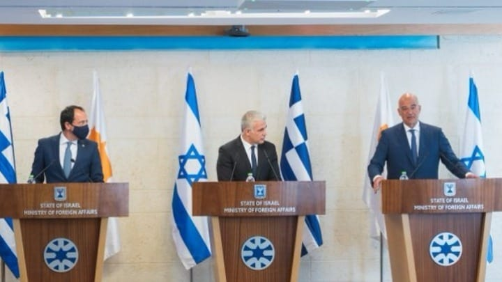 FM Dendias: We build bridges of stability when other countries try to revive old empires 1