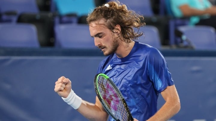 Stefanos Tsitsipas out of the Davis Cup due to injury 10
