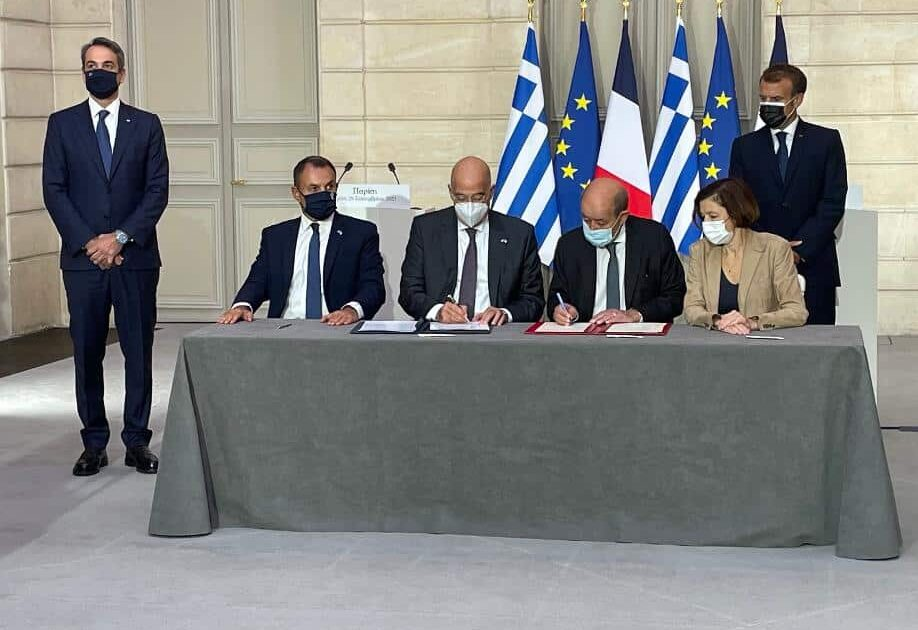 The France-Greece military and defence deal in detail