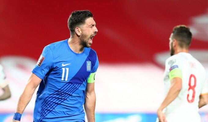Greece draws against Kosovo no hope of World Cup 2