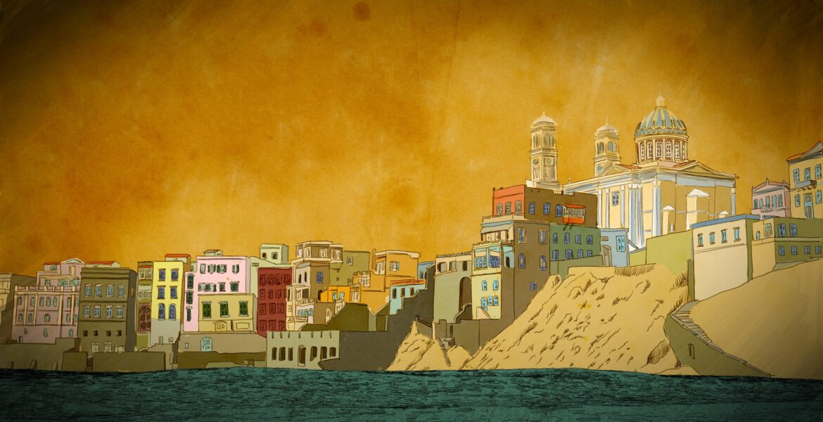 TOP 20 IN THE WORLD: Largest animation festival in Greece kicks off on the island of Syros 1
