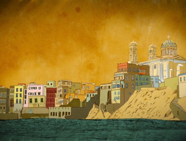 TOP 20 IN THE WORLD: Largest animation festival in Greece kicks off on the island of Syros 11