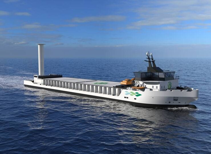 Greece to renew its fleet with carbon-neutral 'Green' ships due to EU fines 9