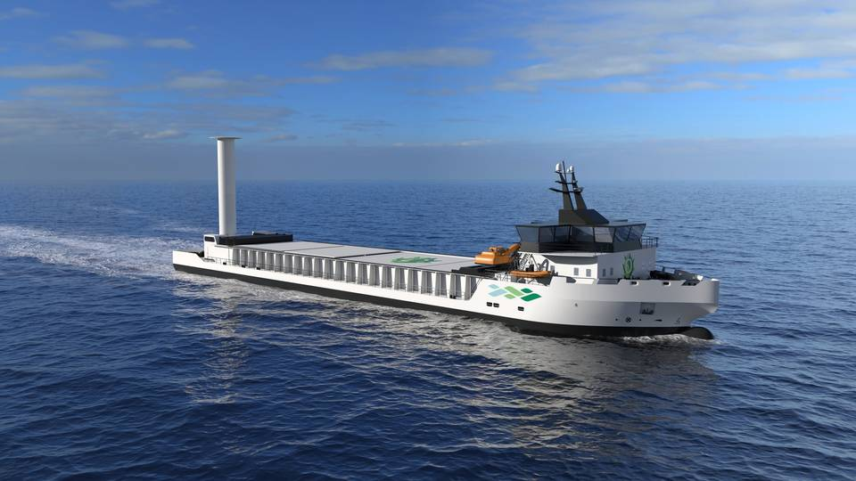 Greece to renew its fleet with carbon-neutral 'Green' ships due to EU fines 1