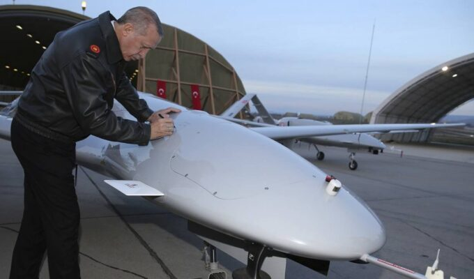 Turkish military drones pose safety risk for international flights over Cyprus 6
