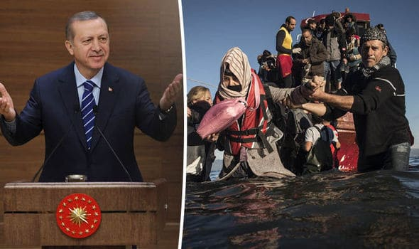 Turkey threatens Europe with new wave of illegal immigration 4