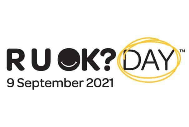 R U OK? Day 2021- A Day that's more important than ever 1