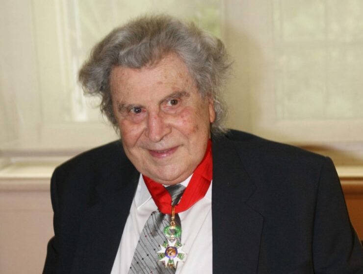 Mikis Theodorakis is immortal: French Institute 2