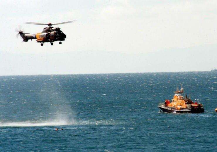 EMERGENCY: Search and rescue mission underway for two missing Greek kayakers 8