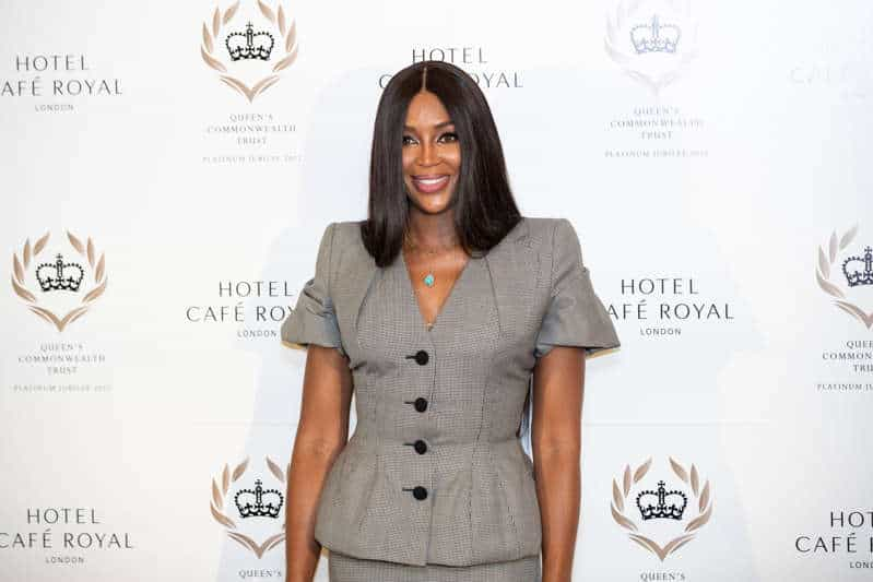 Naomi Campbell appointed Queen's Commonwealth Trust Platinum Jubilee Global Ambassador 13
