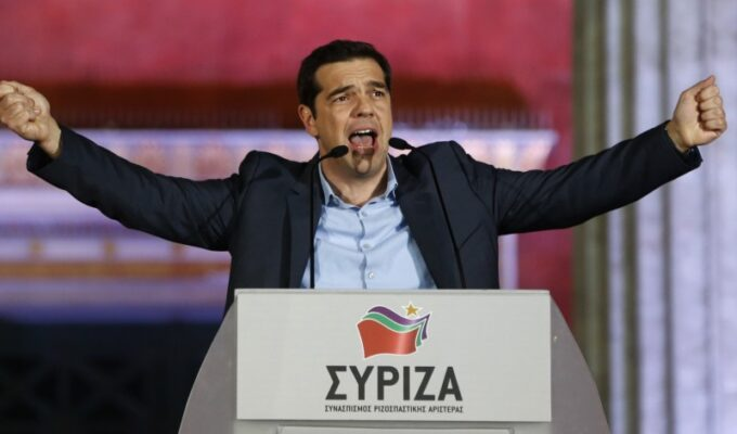 Tsipras sees victory for Syriza and end of the Mitsotakis government with early elections 6