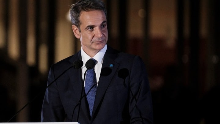 Greece 'a strong and reliable NATO ally', PM Mitsotakis says