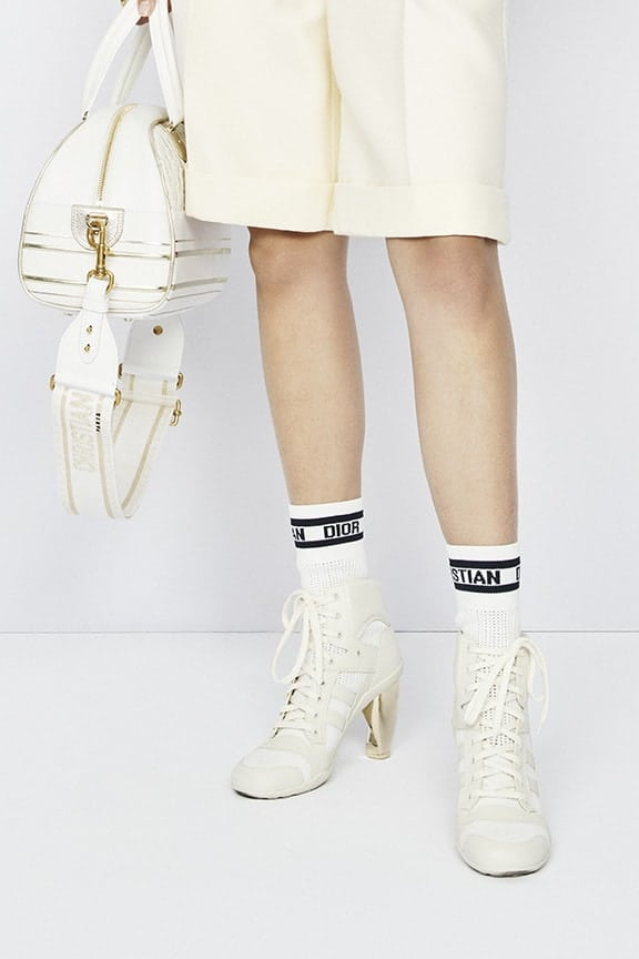 Christian Dior Cruise 2022 Collection Temple of Zeus Vibe sneakers